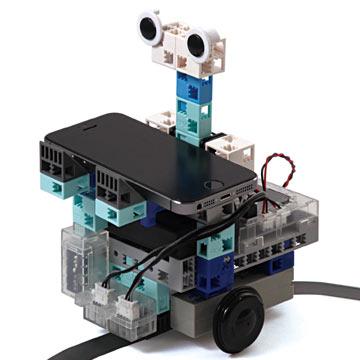 un robot transporteur autonome