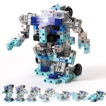 un robot à transformer