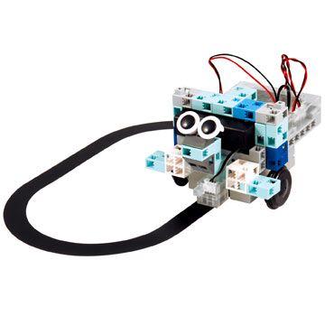 robot détecteur de ligne